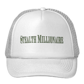 Stealth Millionaire Mesh Hats