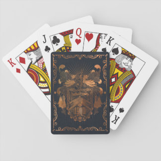 Steam City 1910 Playing Cards