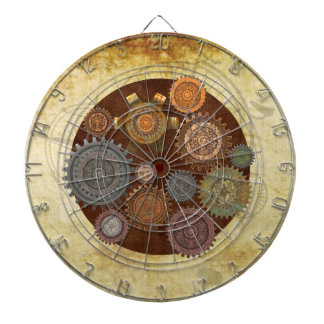 Steam Elegance Steampunk Dartboards