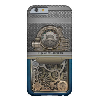 Steam Engine.Age of Steampunk. Barely There iPhone 6 Case