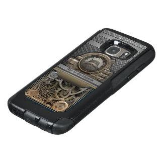 Steam Engine.Age of Steampunk. OtterBox Samsung Galaxy S7 Case