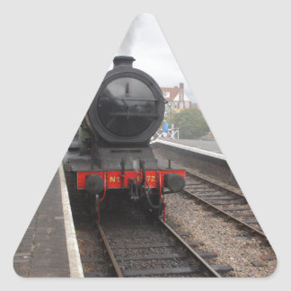 Steam Engine at Sheringham Triangle Sticker