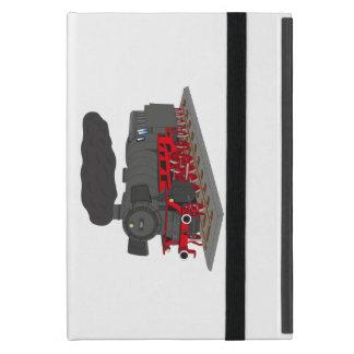 Steam engine case for iPad mini