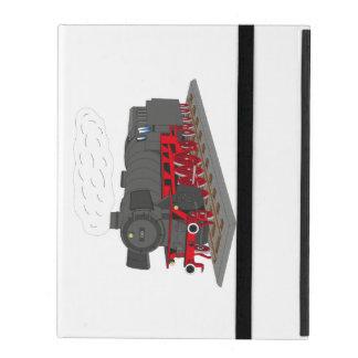 Steam engine iPad case