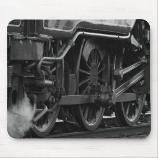 Steam Engine Locomotive Train Gifts Mouse Pad