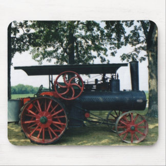 steam engine mouse mat