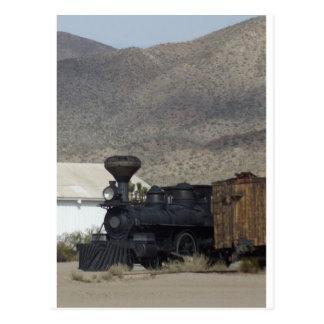 Steam Engine Post Cards