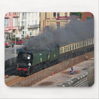 Steam Engine Tangmere 34067 Mouse Mat