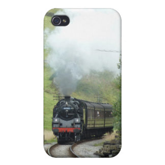Steam Engine Train iphone 4 4S Case iPhone 4/4S Cases