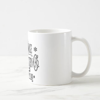 Steam Gauge Lantern logo 1883  lantern coffee mug