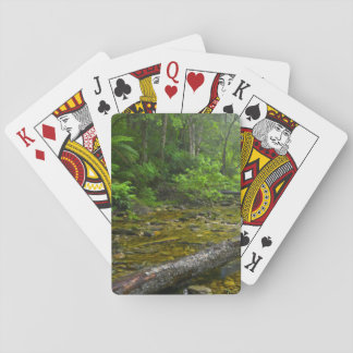 Steam In Forest, The Knysna-Amatole Montane Playing Cards