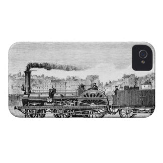 Steam locomotive iPhone 4 cover