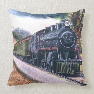 Steam Locomotive Cushion