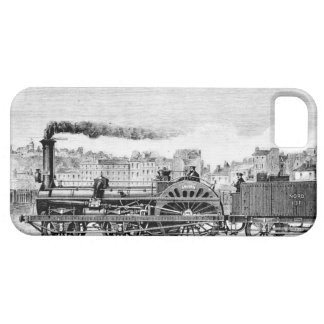 Steam locomotive iPhone 5 cases
