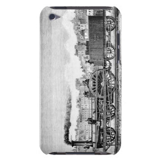 Steam locomotive iPod Case-Mate cases