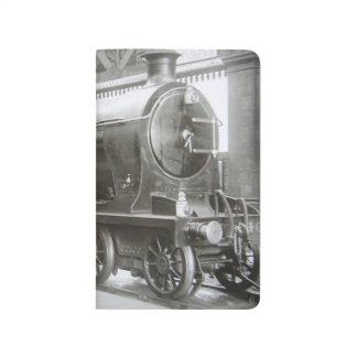 Steam Locomotive (Lady of Avenal) Journal