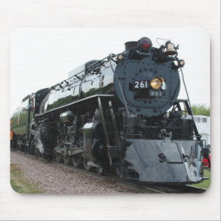 Steam Locomotive Mouse Mat