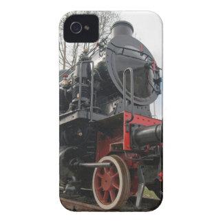 Steam locomotive train iPhone 4 Case-Mate cases