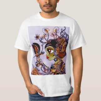 Steam Punk butterfly lady Shirt