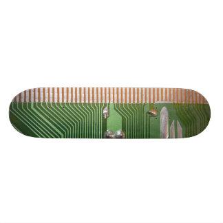 Steam Punk - Circuits 9 Skate Board Deck