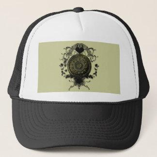 Steam punk Cog Design Trucker Hat