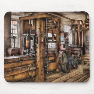 Steam Punk - The Press Mouse Pad