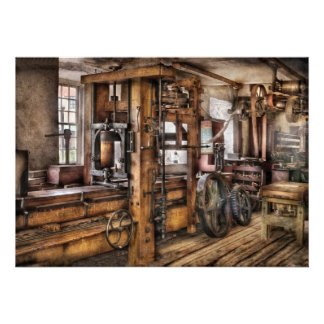 Steam Punk - The Press Personalized Announcements