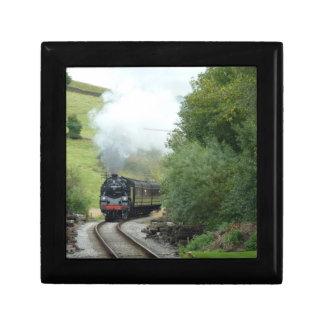 """Steam Train 5"""" Gift Box"""
