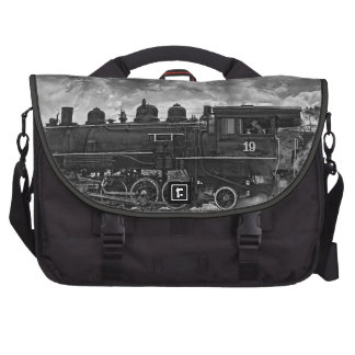 STEAM TRAIN BAG FOR LAPTOP