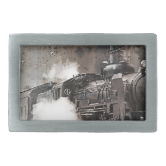 Steam Train Belt Buckles