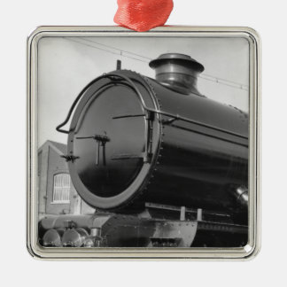 Steam Train Christmas Ornament
