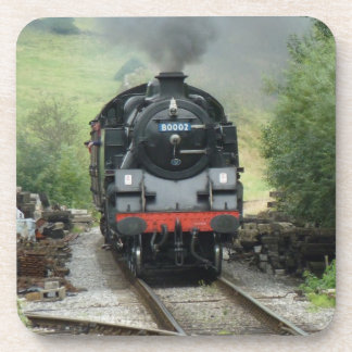Steam Train Drink Coasters - Set of 6