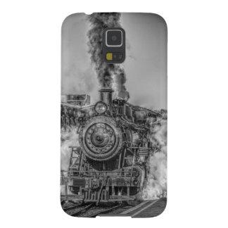 Steam Train Galaxy S5 Cover