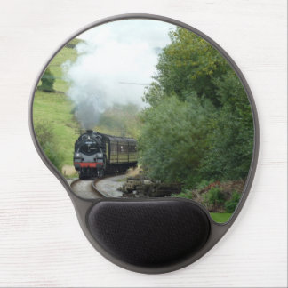 Steam Train Gel Mousepad Gel Mouse Mat