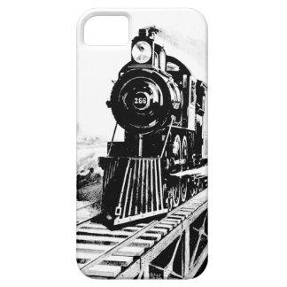 steam train iron horse iphone 5 case cover