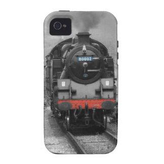 Steam Train Locomotive iphone 4 Case-Mate Tough