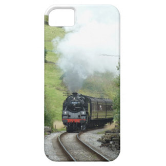 Steam Train Locomotive iphone 5 Case-Mate Barely T