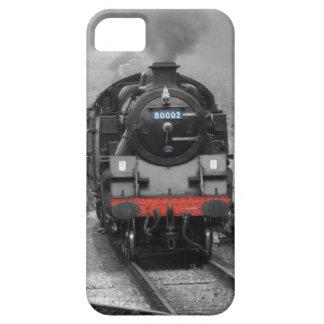 Steam Train Locomotive iphone 5 Case-Mate ID