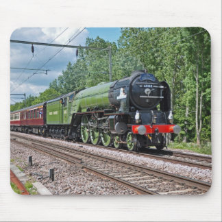 Steam Train locomotive Mousemat