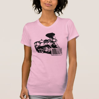 steam train locomotive T-Shirt