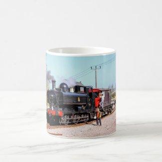 Steam Train Mug