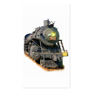Steam Train Pack Of Standard Business Cards