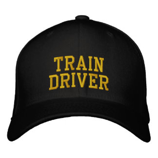 STEAM TRAINS BASEBALL CAP