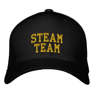 STEAM TRAINS BASEBALL CAP
