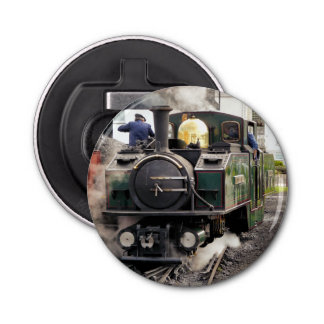 STEAM TRAINS BOTTLE OPENER