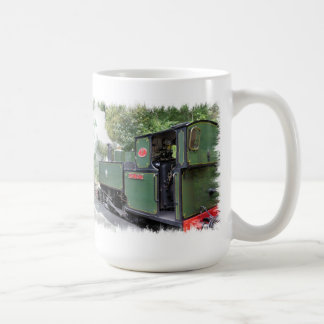 STEAM TRAINS COFFEE MUG