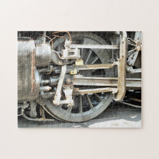 STEAM TRAINS JIGSAW PUZZLE