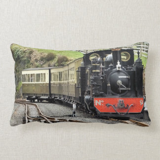 STEAM TRAINS LUMBAR CUSHION