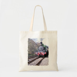 STEAM TRAINS TOTE BAG