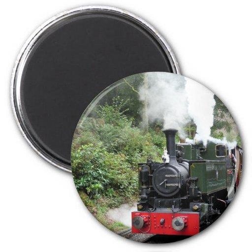 STEAM TRAINS UK MAGNETS
